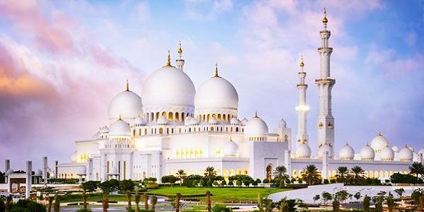 Abu Dhabi seating plan