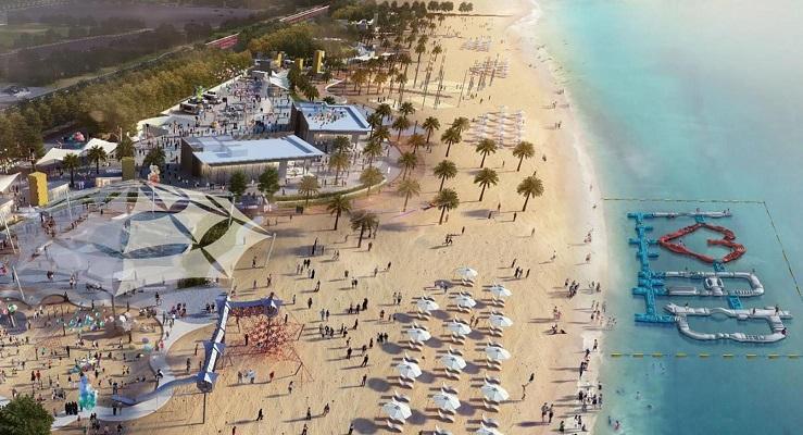 Al Bahar Corniche seating plan